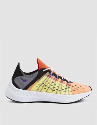 Nike EXP-X14 Sneaker in Team Orange/Persian Violet-Volt-Black