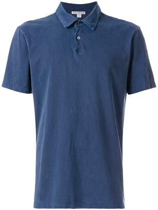 James Perse short sleeved polo shirt