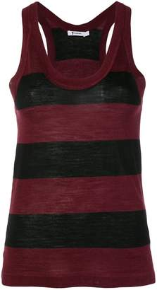 Alexander Wang striped tank top