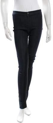 Rag & Bone Skinny-Leg Riding Jeans