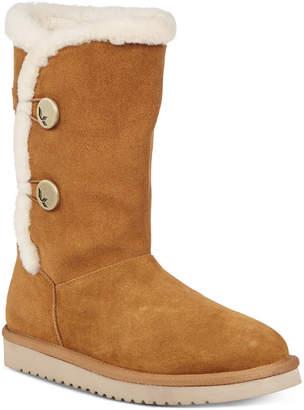 d8edfc4e020 Koolaburra Boots In Chestnut - ShopStyle