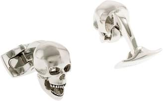 Deakin & Francis Moving Jaw Skull Cufflinks
