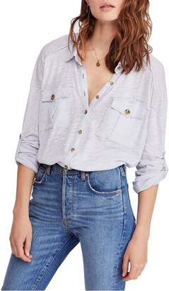 Free People Penelope Shirt