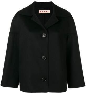 Marni buttoned coat