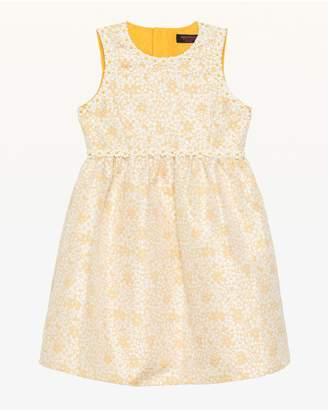 Juicy Couture Floral Jacquard Party Dress for Girls