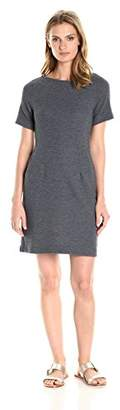 French Connection Women's Sudan Solid Ribbed Mini Dress