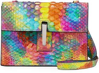 Hayward Mini Soft Python Clutch Bag