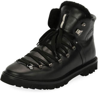 Men's Chack Fur-Lined Hiking Boots