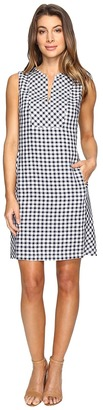 Tommy Bahama - Gingham the Great Short Dress Women's Dress $148 thestylecure.com