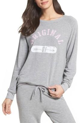 Women's Junk Food Hacci Lounge Sweatshirt $68 thestylecure.com