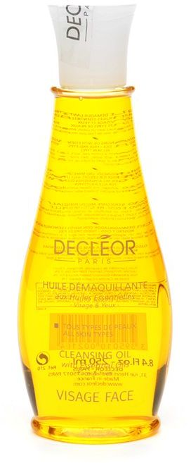 Decleor Cleansing Oil, Face & Eyes
