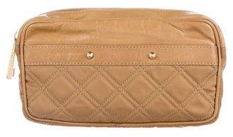 Marc Jacobs Marc Jacobs Quilted Cosmetic Case