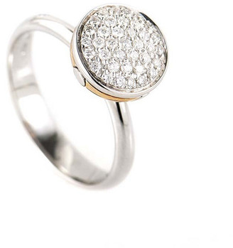 Salvini 18K Two-Tone 0.28 Ct. Tw. Diamond Ring