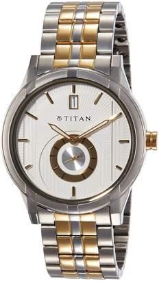 Titan Men's Analogue Dial Watch