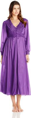 "Shadowline Women's Silhouette 54"" Long Sleeve Long Coat"