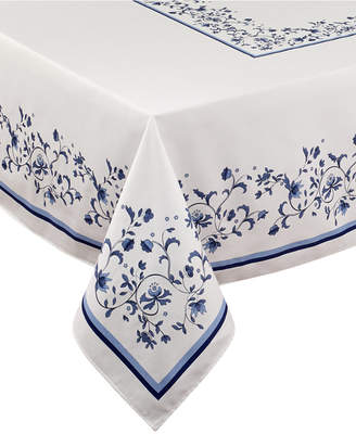 Portmeirion Blue Portofino Table Linens Collection