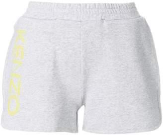 Kenzo relaxed logo shorts