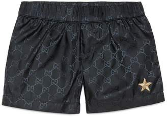 Baby GG nylon swim boxer $165 thestylecure.com