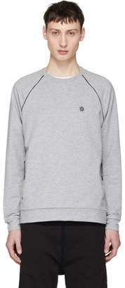 Isaora Grey Dry Touch Sweatshirt