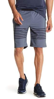 Travis Mathew The Plank Striped Shorts