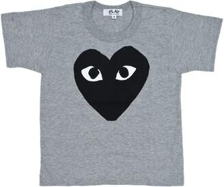 Comme des Garcons Comme de Garcons PLAY Black Heart Graphic T-Shirt