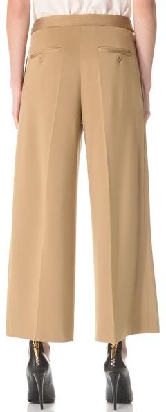 Moschino Wide Leg Pants