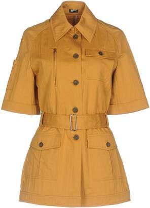 Jil Sander Navy Overcoats - Item 41751159GR