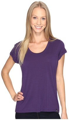 Smartwool - Merino 150 Boyfriend Tee Women's T Shirt $75 thestylecure.com