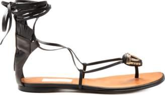 Valentino Tribe Gladiator Flat Sandal