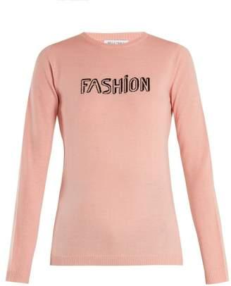 Bella Freud Fashion wool sweater