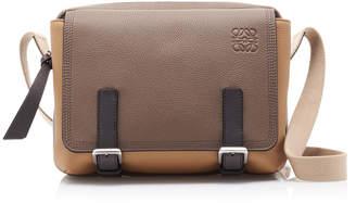 Loewe Military Messenger X-Small Leather Bag
