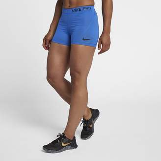 "Nike Pro Women's 3"" Training Shorts"