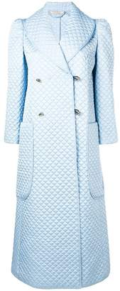 Nina Ricci long padded coat