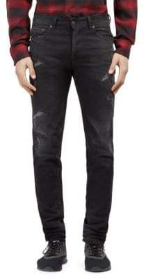 Marcelo Burlon County of Milan Relmu Skinny Fit Jeans