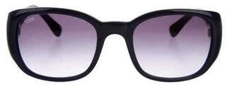 Tod's Tinted Gradient Sunglasses