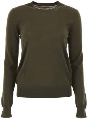 Burberry Pullover With Elbow Patches
