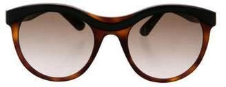 Etro Tortoiseshell Gradient Sunglasses