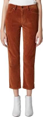 Blank NYC BLANKNYC The Madison Corduroy Ankle Straight Leg Pants