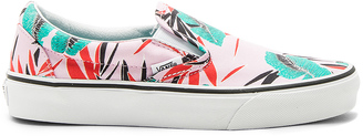 Vans Classic Slip-On Sneaker $55 thestylecure.com