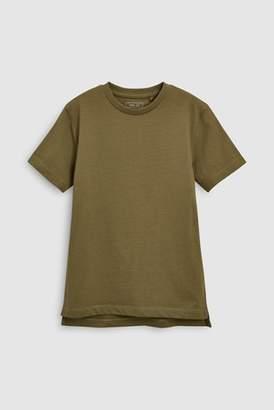 Next Boys Orange T-Shirt (3-16yrs)