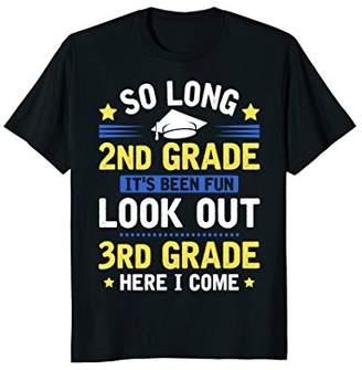 2nd Grade Graduation Class Of 2018 T-Shirt Second Grade