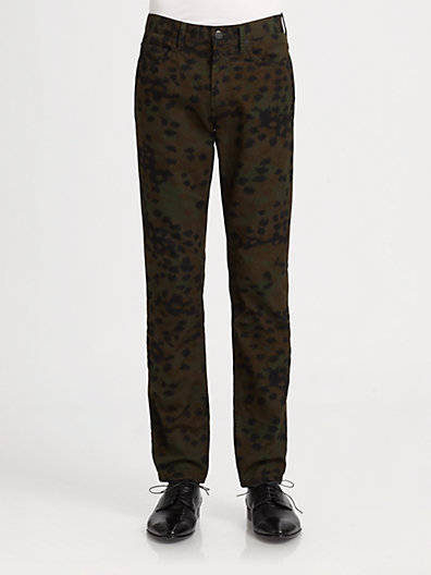 Marc by Marc Jacobs Irvin Camo Pant