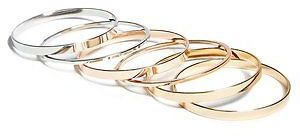 GByGUESS G By Guess Women's Flat Bangle Set $16.99 thestylecure.com