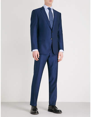 BOSS Tailored-fit wool suit