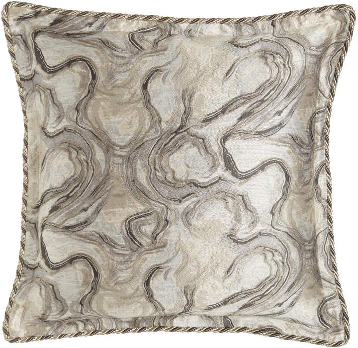 European Driftwood Marble Swirl Sham