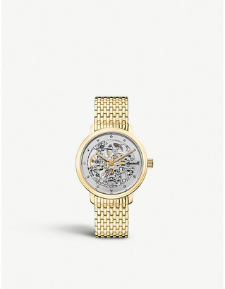 Ingersoll I06103 The Crown gold-plated stainless steel watch