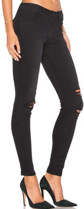 Black Orchid Denim Jude Mid-Rise Super-Skinny