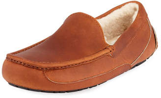 UGG Men's Ascot Pinnacle Horween Leather Slippers