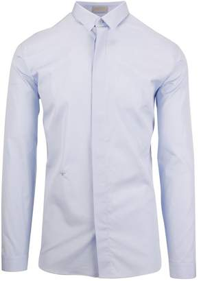 Christian Dior Flies Embroidery Shirt