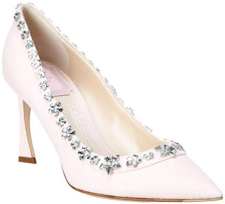 Christian Dior Embellished Pump